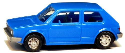 Fleischmann VW Golf 2 porte (1)