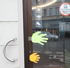 """Putting the """"hand"""" in """"handle"""""""