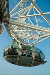 Pod on the London Eye