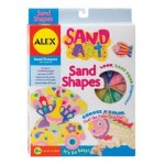 Sand Art - sand and shapes