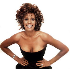 Whitney Houston 1963-2012... We will always lo...