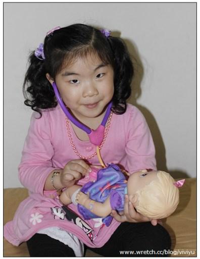 [邀稿]淘氣寶貝.健康娃娃~陪伴小女孩成長 @VIVIYU小世界