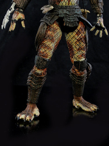 NECA City Hunter Predator 2
