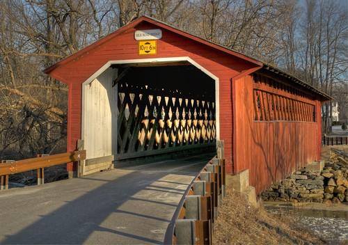 Silk Road Covered Bridge