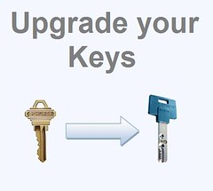 """Upgrade your key to the Mul-T-Lock Security Key by Spadina Security Locksmith Toronto • <a style=""""font-size:0.8em;"""" href=""""http://www.flickr.com/photos/61091887@N02/6952681813/"""" target=""""_blank"""">View on Flickr</a>"""