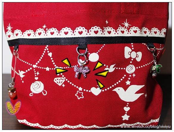 [用品]秀出個人風格Bling Blling吊吊包~2012春季必備 @VIVIYU小世界