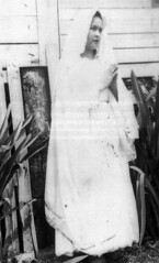 Rosa Perez Salas as Mother Mary for Pageant