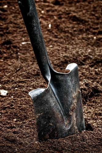 "092/365 - And I Shall Call it a ""Spade by djwtwo, on Flickr"