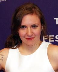 Lena Dunham TFF 2012 Shankbone 3