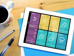 MINIMETEO for iPad