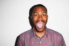 "Frank Ocean. Video teaser new album ""Channel O..."