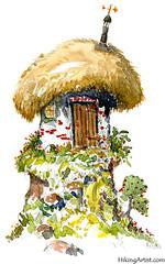 Alf-house