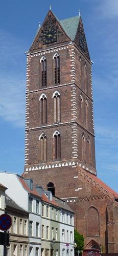 Marienkirchturm Wismar