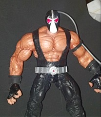 Bane Custom Action Figure WIP