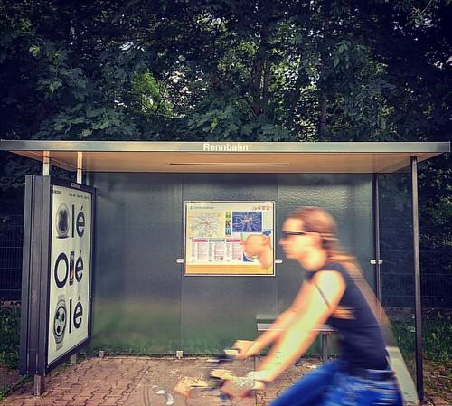 Rennbahn @ #Leipzig traveloup