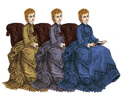 FREE Friday Download :: Three Literary Ladies