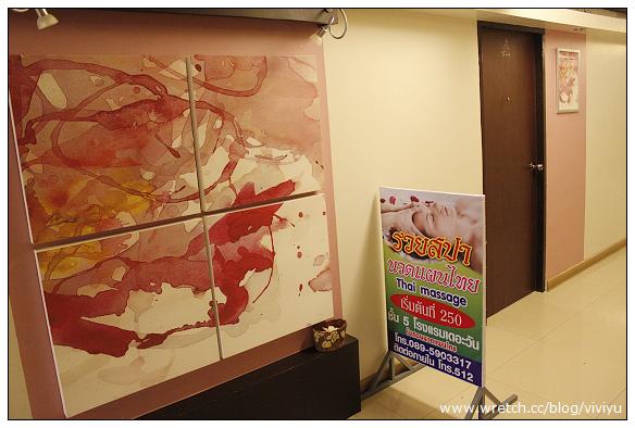 [泰國]The One Hotel Surat~星級美味.炸香蕉~睡前按摩好舒服 @VIVIYU小世界