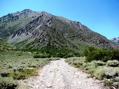 Off-Roading to Convict Lake Overlook (2011)