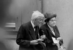 Altes Ehepaar - old couple