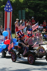 Fourth of July, Springfield PA