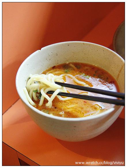 [板橋.美食]樂麵屋.板橋環球店~蕃茄沾麵.夏日涼涼吃 @VIVIYU小世界