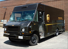United Parcel Service Step Van