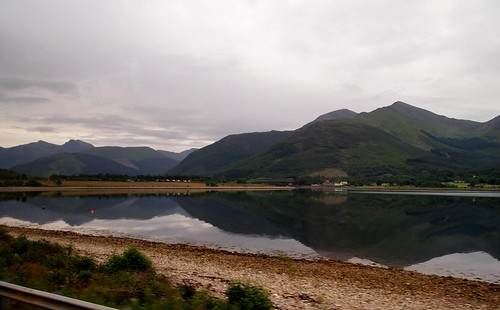 Early Morning Reflections on Loch Linnhe