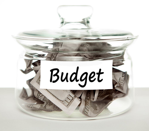 Budget by Tax Credits, on Flickr