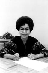 Rosa Roberto Carter, 1970