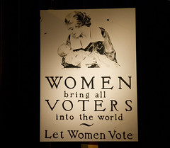 Let Women Vote