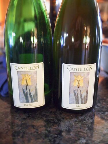 Cantillon Brewery - Iris