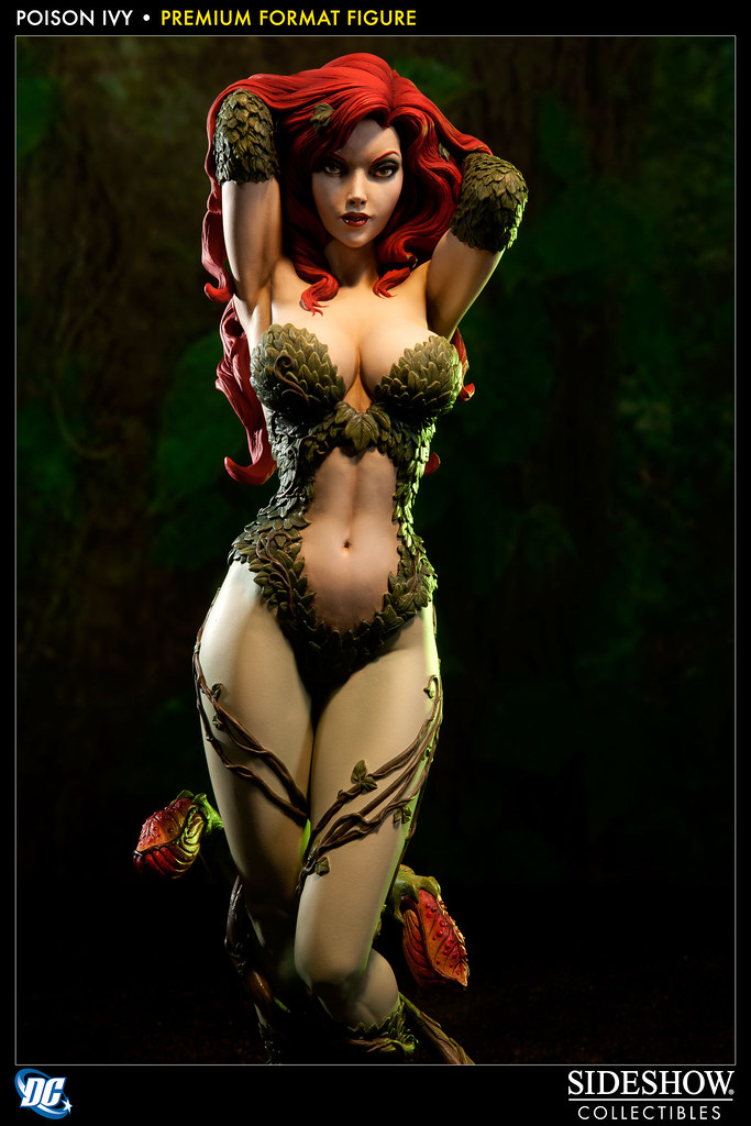 Sideshow Poison Ivy 14 Toy People News