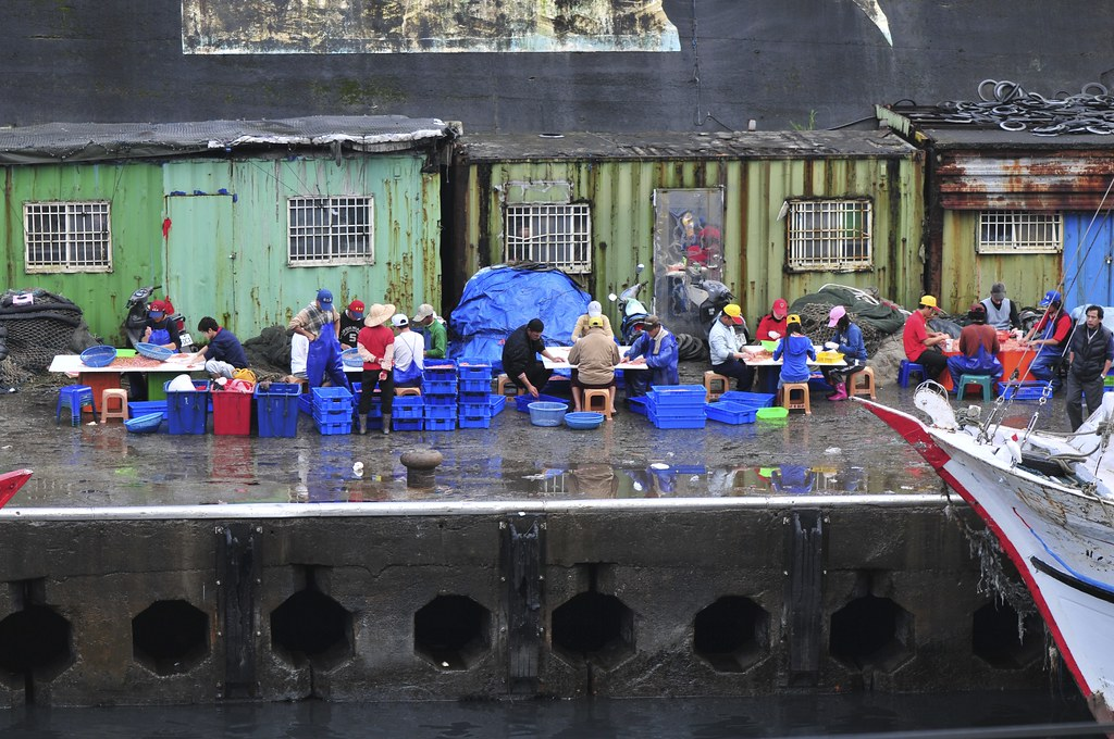 fishing port Daxi 91