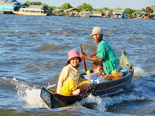 lac tonle sap - cambodge 2007 31
