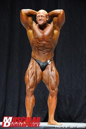 2012 npc wa state open overall champion Brandon Lyons