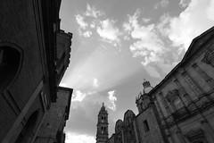 Luz en Catedral