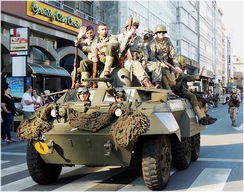 3380-Recreaccion+militar+nos+Cantons+da+Coru%C3%B1a.