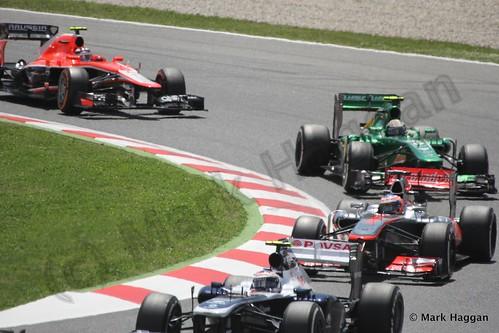 The 2013 Spanish Grand Prix