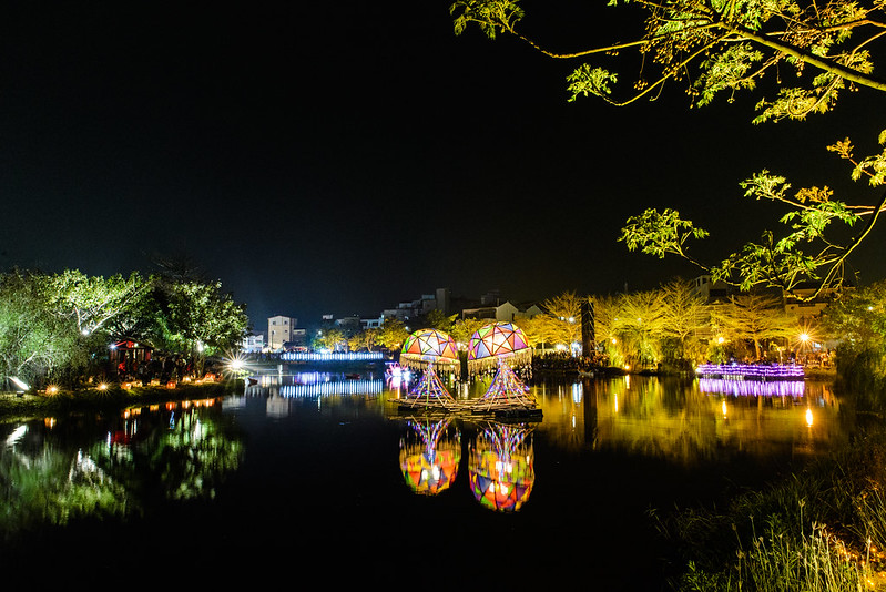 2014月津港燈節