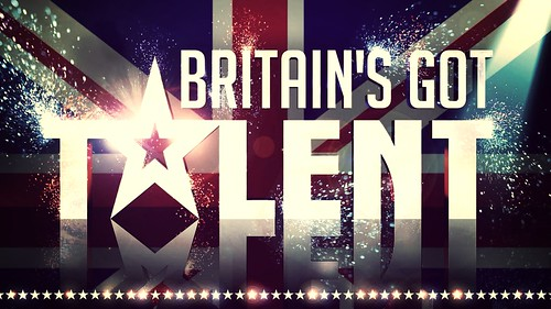 Today is all about...BGT marathon