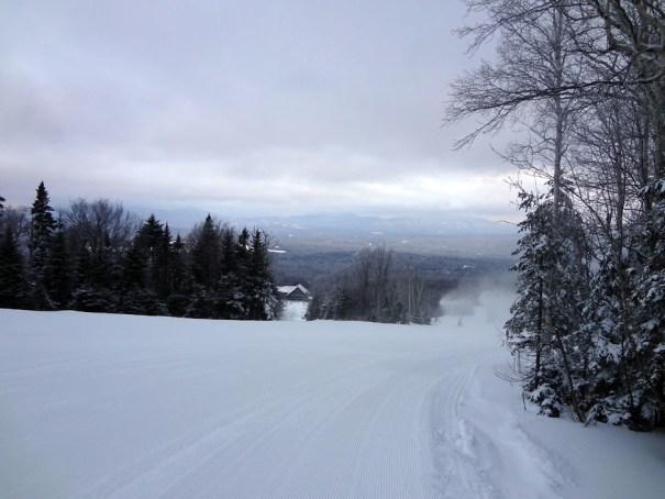 Saddleback Ski Resort Hike
