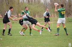 "Ruggerfest - Bombers vs Gryphons 6 • <a style=""font-size:0.8em;"" href=""http://www.flickr.com/photos/76015761@N03/13918526773/"" target=""_blank"">View on Flickr</a>"