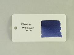Kaweco Midnight Blue - Word Card