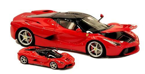 Mattel Ferrari La ferrari