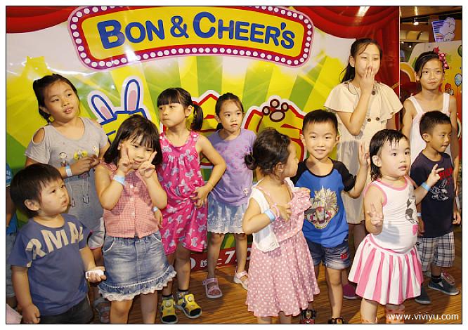 [美食.台中]BON&CHEER'S棒恰恰親子歡樂餐廳~有吃.有玩.唱唱跳跳 @VIVIYU小世界