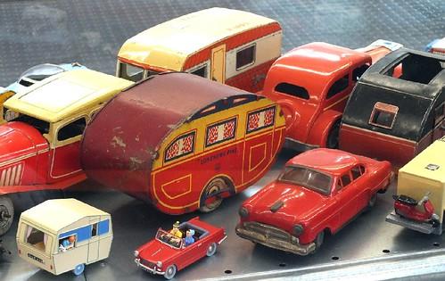 Caravan giocattolo Marx