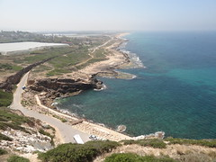 coastline view from Rosh HaNikra