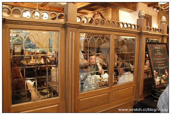 [台北.約訪]PAUL.仁愛店~凡爾賽宮廷饗宴.巴黎人的午後時光 @VIVIYU小世界