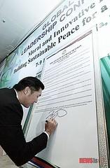 2013 11 Global Peace Leadership Conference Abuja