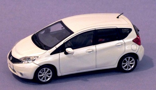 J-Coollection Nissan Note